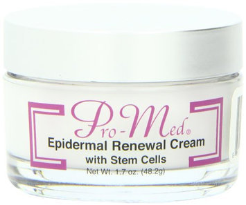 Pro-Med Epidermal Renewal Cream with Stem Cells Anti-Aging Anti-Wrinkle Collagen Stimulant