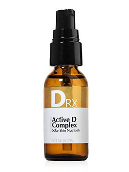 Vital Actives Vitamin D Anti Aging Serum