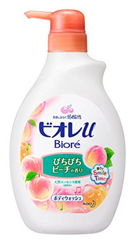 Bioré U Body Soap Pump