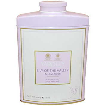 Yardley of London Perfumed Talc for Women