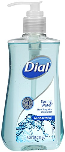 Dial Antibacterial Liquid Hand Soap with Moisturizer
