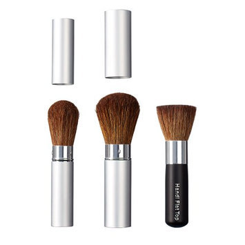 ON&OFF Trio Take Along Face and Handi Flat Top Brush