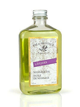 Pre de Provence Deep Moisturizing for Ultimate Relaxation Massage Oil - Lavender