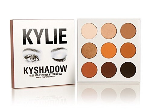 The Bronze Palette  from Kylie Cosmetics