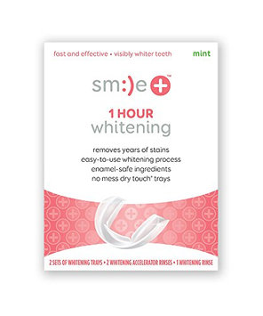 Smile+ 1 Hour Whitening Accelerator
