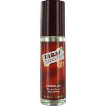 Maurer and Wirtz Tabac Original Deodorant Spray Glass Bottle for Men