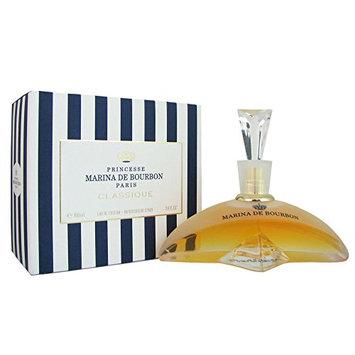 Marina De Bourbon By Marina De Bourbon For Women. Eau De Parfum Spray 3.4 Ounces