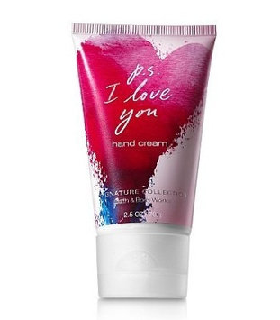 Bath & Body Works® Signature Collection p.s I Love You Hand Cream