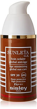 Sisley SPF 30 Sunleya Age Minimizing Global Sun Care Cream for Unisex