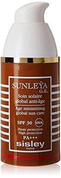 Sisley SPF 30 Sunleya Age Minimizing Global Sun Care Cream for Unisex