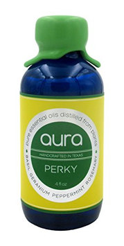 goobsi Perky Aura Artisan Aromatherapy Mist with Pure Essential Oils for Home