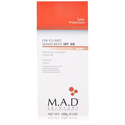 M.A.D Skincare Environmental On Guard Physical Skin Screen