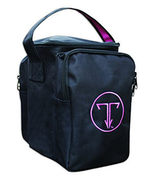 The Traveler Solo Cosmetic & Toiletry Case - Leak-proof Toiletry Luggage Bag