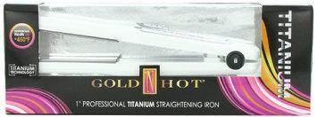 Gold 'N Hot Professional Titanium Straightening Iron