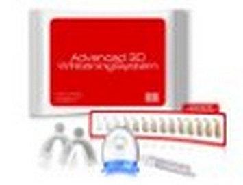 Advanced Teeth Whitening USA 3D Teeth Whitening Kit with Lifetime Gel Refills