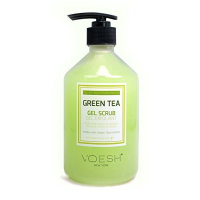 Voesh Mani.Pedi-Cure System Green Tea Gel Soft Scrub