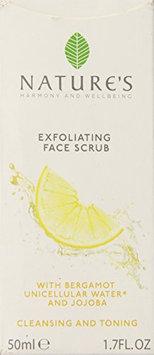 Nature's Exfoliating Face Scrub