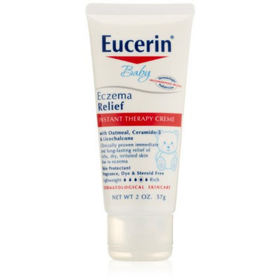 Eucerin Baby Eczema Relief Instant Therapy