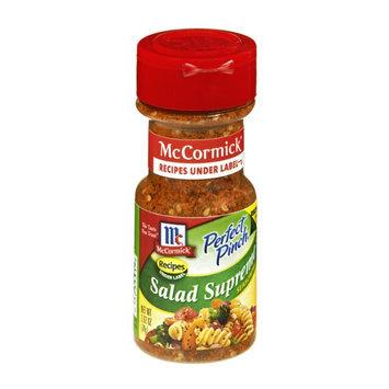 McCormick Perfect Pinch Salad Supreme Seasonings