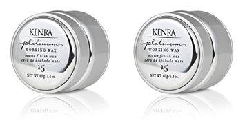 Kenra Platinum No. 15 Working Wax