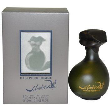 Dali by Salvador Dali for Men - 3.4 Ounce EDT Spray