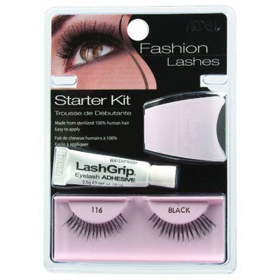 Ardell Fashion Lash Starter Kits - #116 (Pack of 2)