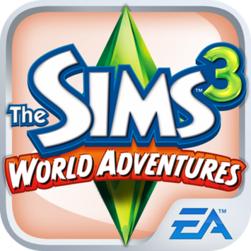 The Sims 3 World Adventures App