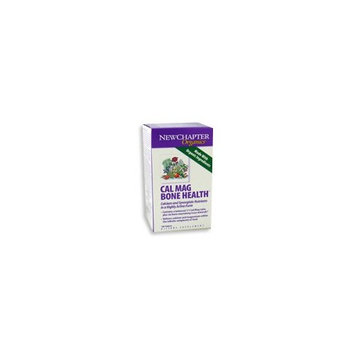 New Chapter Chapter - Cal Mag Bone Health, 90 tablets