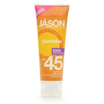 Jason Natural Cosmetics Sunbrellas Kids Natural Sunscreen