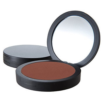 ON&OFF Soft Magenta Shimmer Classic Blush and Pressed Face Powder
