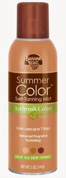 Banana Boat Self-Tanning Spray - Airbrush Summer Color for All Skin Tones