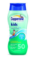 Coppertone Kids Tear Free with Zinc Oxide Broad Spectrum SPF 50