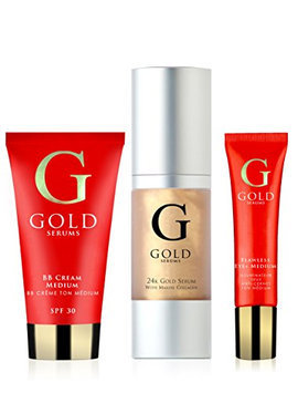 Gold Serums Ultimate Party Medium Kit