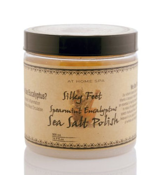 Urban Hydration Silky Feet Salt Scrub