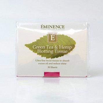 Eminence Green Tea and Hemp Blotting Tissue
