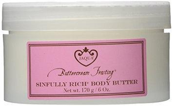Jaqua Buttercream Frosting Shea Body Butter