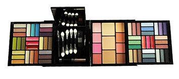 Cameo 73PCs Eye Shadow and Lip Color Makeup Palette Set (CC-1208)
