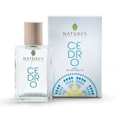 Nature's Cedro Eau De Toilette Spray for Men