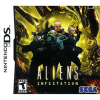 Sga Aliens Infestation (DS & DSi)
