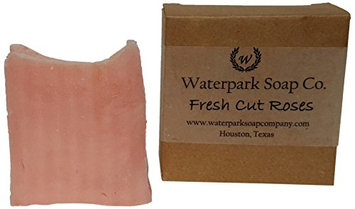 Waterpark Soap Fresh Cut Roses Coconut Soap