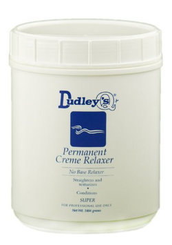 Dudley's No Base Super Permanent Creme Relaxer