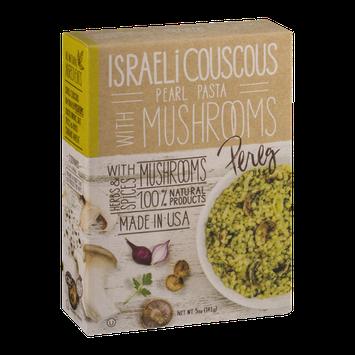 Pereg Israeli Couscous Pearl Pasta With Mushrooms
