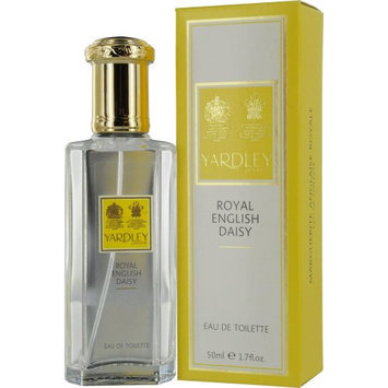 Yardley of London Royal English Daisy Eau de Toilette Spray