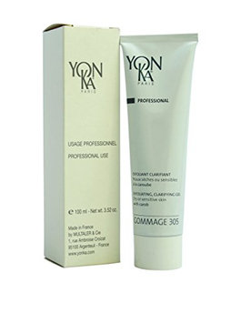 Yonka Gommage Facial Treatment