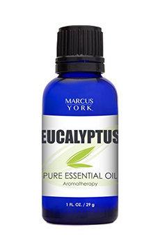 Marcus York 100% EucalyptusEssential Oil