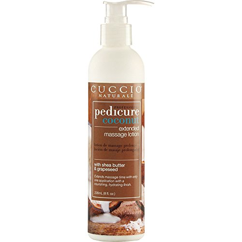 Cuccio Coconut Extended Massage Lotion
