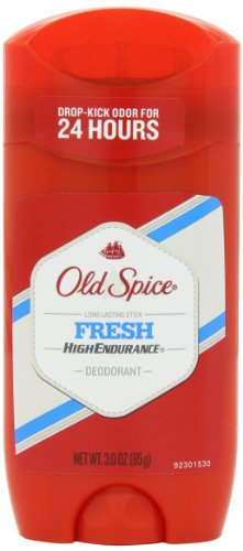 Old Spice High Endurance Fresh Scent Men's Deodorant