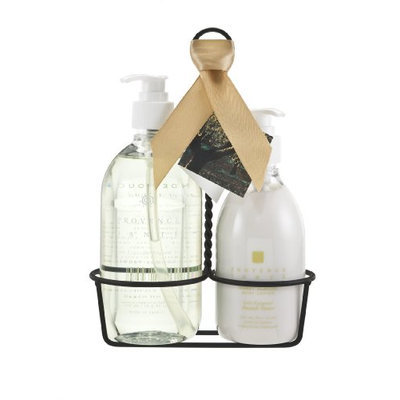Provence Sante PS Kitchen Caddy Liquid Soap & Lotion- Apricot