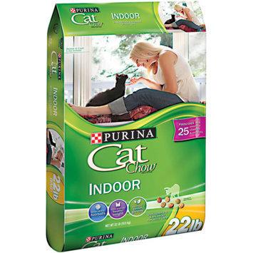 Purina Cat Chow Indoor Cat Food, 22 lbs
