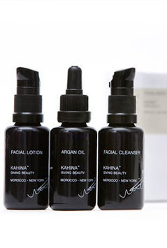 Kahina Giving Beauty Travel Basics Kit 3 x 30 ml